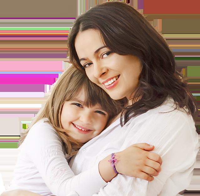 mãe e filha ama